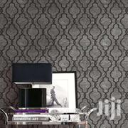 Charcoal Geo Wallpaper | Home Accessories for sale in Greater Accra, Mataheko
