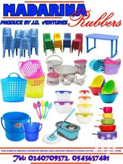 Plastic Chairs,Tables And General Plastic Home Equipments | Furniture for sale in Eastern Region, Birim South
