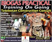 BIOGAS PRACTICAL Training On Going | Automotive Services for sale in Greater Accra, North Kaneshie