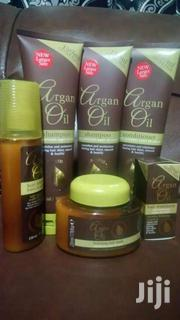 Argan Oil Hair Treatment Set | Hair Beauty for sale in Greater Accra, Accra Metropolitan