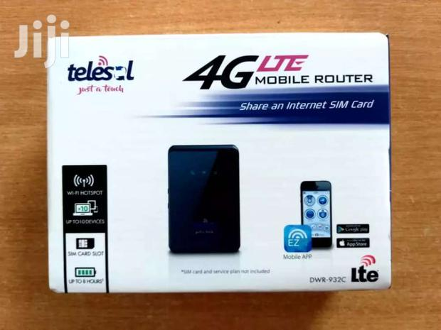Archive: Universal D-link 4G Mifi/ Wifi All Sims