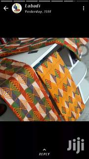 Latest Set Of Bonwire Kente Cloth Yellow. | Clothing for sale in Greater Accra, Labadi-Aborm