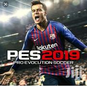 Pes 2019 For Sale PC Version | Video Game Consoles for sale in Greater Accra, Nungua East