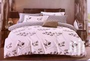 King Sized Bed Sheet  With Comforter | Home Accessories for sale in Greater Accra, Nungua East
