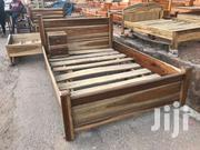Full Wooden Double Bed. | Furniture for sale in Ashanti, Kumasi Metropolitan