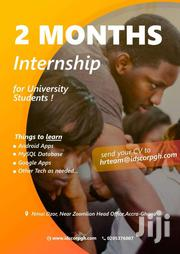 Internship For University/ SHS Students | Accounting & Finance Jobs for sale in Greater Accra, Adenta Municipal