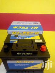 13 Plate Hitech Car Battery-free Delivery-yaris Cruze Rio March Accen | Vehicle Parts & Accessories for sale in Greater Accra, Kotobabi