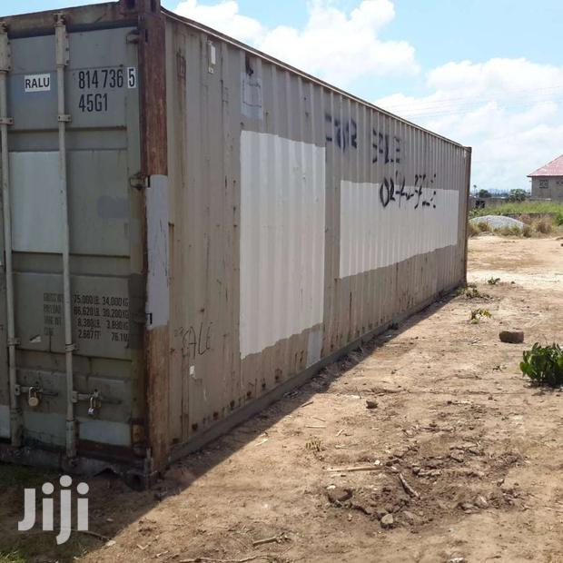 Archive: 40 Feet High Cube Shipping Container