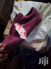 Next Level Wine Colours Canvases Quality. | Shoes for sale in Greater Accra, Accra Metropolitan