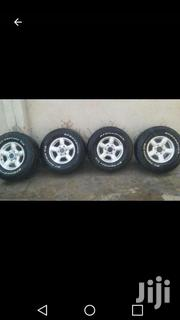 Toyota Mazda Nissan 4x4 Rims | Vehicle Parts & Accessories for sale in Greater Accra, Ga West Municipal
