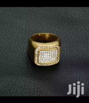 Iced Gold Ring   Jewelry for sale in Greater Accra, Ashaiman Municipal