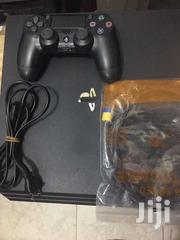Complete PS4 Pro + 4 Latext Games | Video Game Consoles for sale in Greater Accra, Kanda Estate