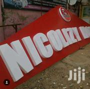 Lighted 3D Signages Acrylic | Building & Trades Services for sale in Greater Accra, Kokomlemle