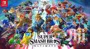 Nintendo Switch Super Smash Bros. Ultimate | Video Game Consoles for sale in Greater Accra, Abossey Okai