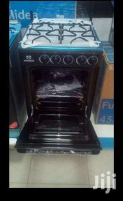 BLACK OVEN NASCO 4BURNER GAS COOKER | Kitchen Appliances for sale in Greater Accra, Accra Metropolitan