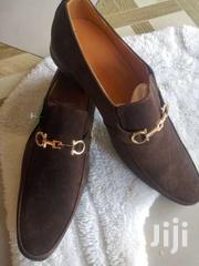 Fernando Melo Coffee Suede Men's | Shoes for sale in Greater Accra, Ga West Municipal