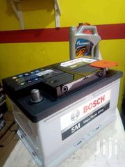 15 Plates Bosch Car Battery + Free Delivery/Charger Diagnosis   Vehicle Parts & Accessories for sale in Greater Accra, East Legon