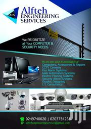 Electric Fence And CCTV Camera Installation   Building & Trades Services for sale in Greater Accra, Osu