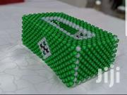 Beaded Tissue Box | Vehicle Parts & Accessories for sale in Greater Accra, East Legon