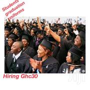 Hiring Graduation Uniforms | Clothing for sale in Greater Accra, Alajo