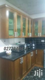 Pure Wood Kitchen Cabinets | Furniture for sale in Greater Accra, Kokomlemle