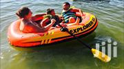 Float Boat With Paddles Pool Sea Lake   Sports Equipment for sale in Greater Accra, Achimota