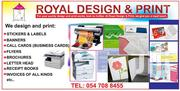 Graphic Design And Print Works. | Automotive Services for sale in Greater Accra, Nii Boi Town
