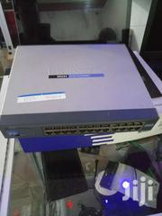 Linksys SR224-10/100 Switch From USA  24 Ports | Laptops & Computers for sale in Greater Accra, Dansoman