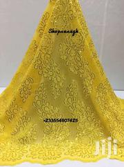 African Lace Fabric | Clothing Accessories for sale in Greater Accra, Tema Metropolitan
