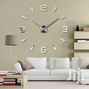 DIY Wall Clock Stickers Accurate Time And Dur | Home Accessories for sale in Ashanti, Kumasi Metropolitan
