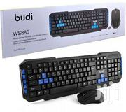 WIRELESS KEYBOARD AND MOUSE COMBO | Computer Accessories  for sale in Greater Accra, Dzorwulu