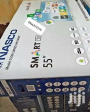 SMART UHD 4K CURVED 55INCH NASCO | TV & DVD Equipment for sale in Greater Accra, Accra Metropolitan