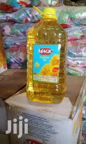 MAGIC COOKING VEGETABLE OIL FOR SALE