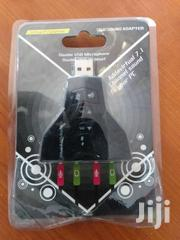 USB SOUND ADAPTER | Computer Accessories  for sale in Greater Accra, Apenkwa