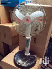 16inches Rechargeable 3 Speed Fan With LED Light | Home Appliances for sale in Greater Accra, Abelemkpe