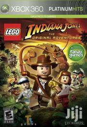 Xbox 360 Platnium Series Lego Indiana Jones: The Original Adventures | Video Game Consoles for sale in Greater Accra, Adenta Municipal
