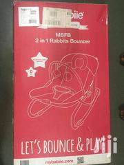 2 IN 1 RABBIT S BOUNCER FOR BABIES | Children's Gear & Safety for sale in Greater Accra, East Legon (Okponglo)