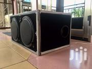 Dual 12 Inches Subwoofer | Audio & Music Equipment for sale in Ashanti, Kumasi Metropolitan
