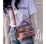 Ladies Transparent Bag | Bags for sale in Greater Accra, Teshie-Nungua Estates