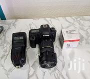 Canon 6D + 28-75 Mm Len & 50mm Lens 2batteries | Cameras, Video Cameras & Accessories for sale in Greater Accra, Darkuman