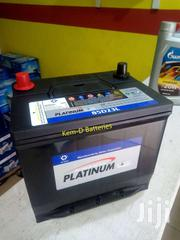 Platinum Car Battery For Corolla Camry Rav4+Free Home Office Delivery | Vehicle Parts & Accessories for sale in Greater Accra, Tesano