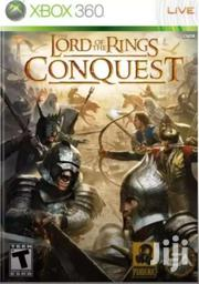 The Lord Of The Rings: Conquest - Xbox 360 | Video Game Consoles for sale in Greater Accra, Adenta Municipal
