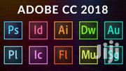 Full Adobe CC 2018 Software Collection | Software for sale in Greater Accra, Achimota