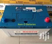17 Plates Car Battery Bosch + Free House Or Office Delivery-toyota Kia | Vehicle Parts & Accessories for sale in Greater Accra, North Dzorwulu