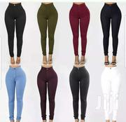 Quality High Waist Jeans Trousers Availble | Clothing for sale in Greater Accra, East Legon