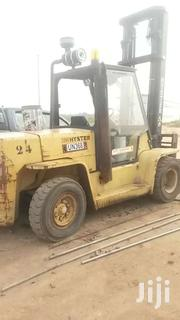 Hiring Forklift | Heavy Equipments for sale in Greater Accra, Alajo