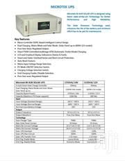 Solar-hybrid Inverters/UPS | Solar Energy for sale in Greater Accra, North Kaneshie