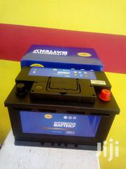 15 Plates Wisdom Automotive Car Battery + Free Delivery | Vehicle Parts & Accessories for sale in Greater Accra, Kwashieman