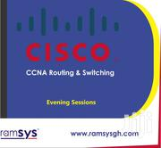 CISCO CCNA TRAINING | Classes & Courses for sale in Greater Accra, Odorkor