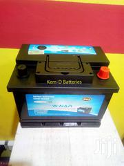 13 Plates Winar Premium Car Battery + Free Instant Delivery-rio Yaris   Vehicle Parts & Accessories for sale in Greater Accra, Roman Ridge